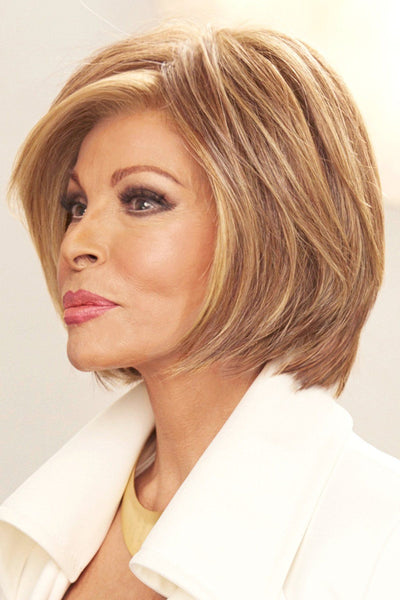 Raquel Welch Wigs - Straight Up with a Twist side 1