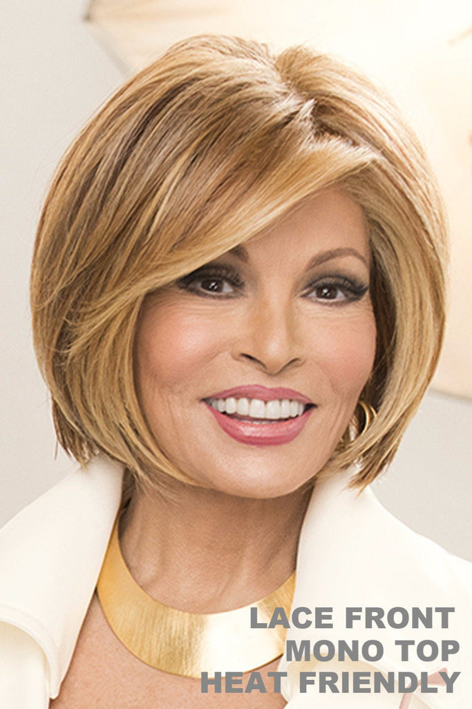 Raquel Welch Wigs - Straight Up with a Twist front 1