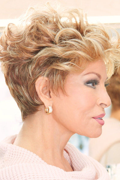 Raquel Welch Wigs - The New Romantic side 3