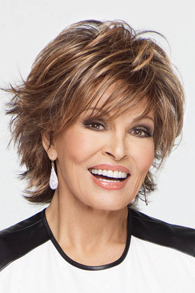 Raquel Welch Wigs : Trend Setter - front 2