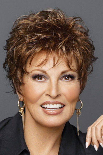 Raquel Welch Wigs : Whisper - front 1