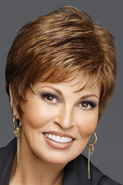Raquel Welch Wigs : Whisper - front 2