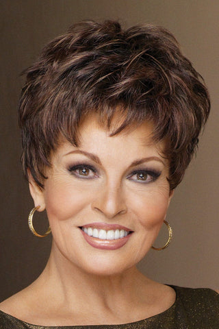 Raquel Welch Wigs : Voltage - front 1