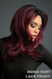 Revlon BOLD Wigs - Red Carpet (#7104) front 4