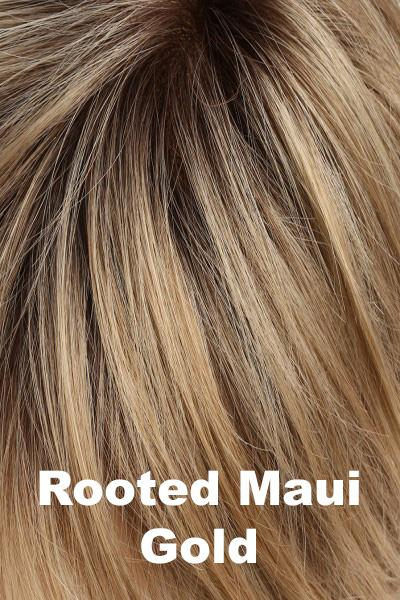 Tony of Beverly Wigs - Macie wig Tony of Beverly Rooted Maui Gold + $15.00 Average