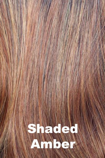 Orchid Wigs - Carter (#6528) wig Orchid Shaded Amber Average