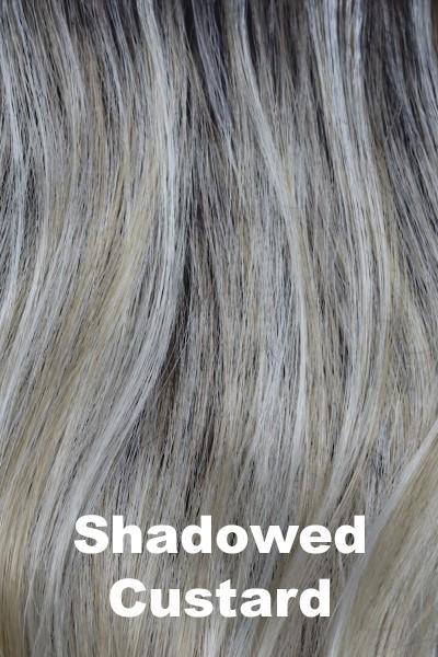 Orchid Wigs - Carter (#6528) wig Orchid Shadowed Custard Average