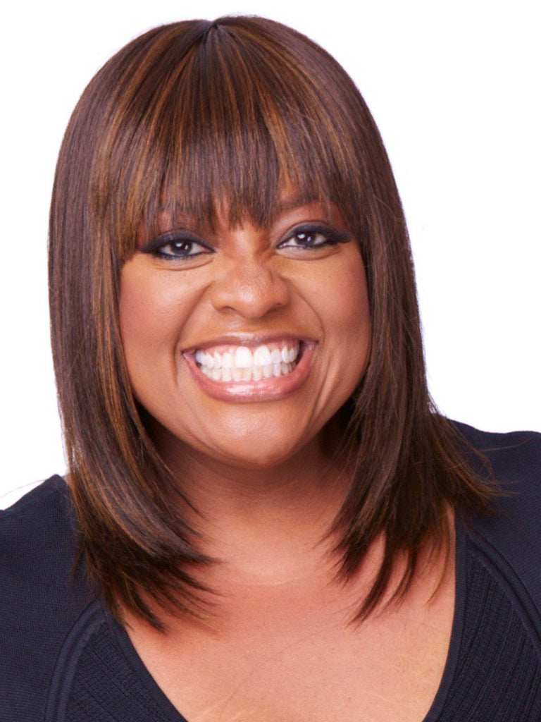 Sherri Shepherd Wigs - Light Touch Bob front 1