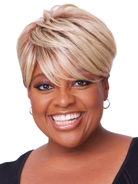 Sherri Shepherd Wigs - Smooth & Chic front 1