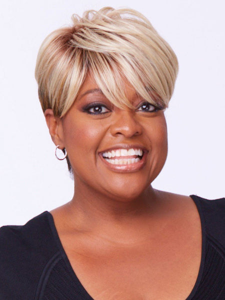 Sherri Shepherd Wigs - Smooth & Chic front 2