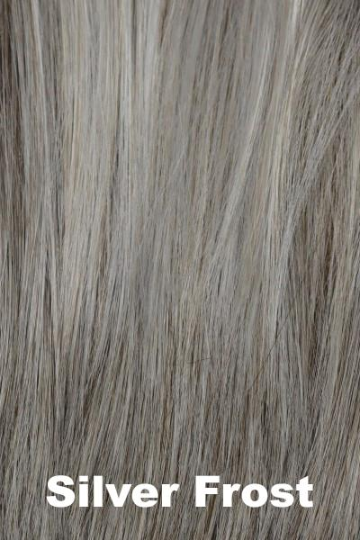 Orchid Wigs - Carter (#6528) wig Orchid Silver Frost Average