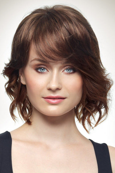 Simply Beautiful Wigs : Clip-In-Topper (#6608) front 1