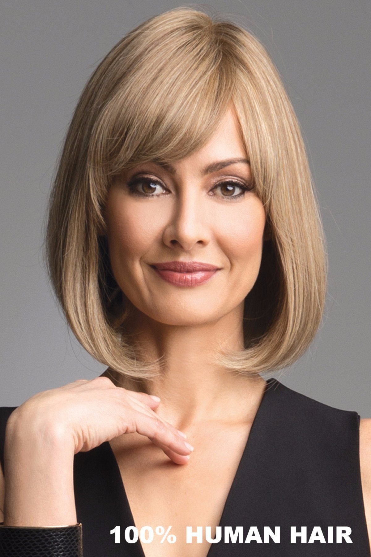 Simply Beautiful Wigs : Paloma HH (#6702) front 2