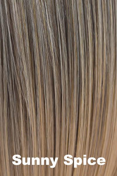 Orchid Wigs - Valentina (#5027) wig Orchid Sunny Spice Average