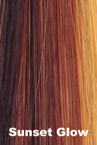 TressAllure Wigs - New Wave (M1508) wig TressAllure Sunset Glow Average