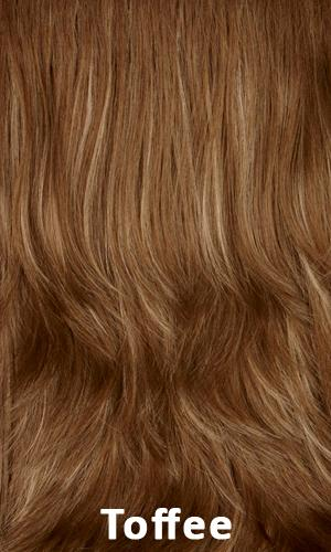 Mane Attraction Wigs - Hollywood (#409) wig Mane Attraction Toffee Average