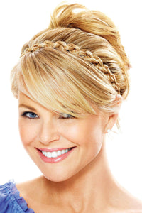 Christie Brinkley Additions: Thick Braid Headband (CBTBHB) 1