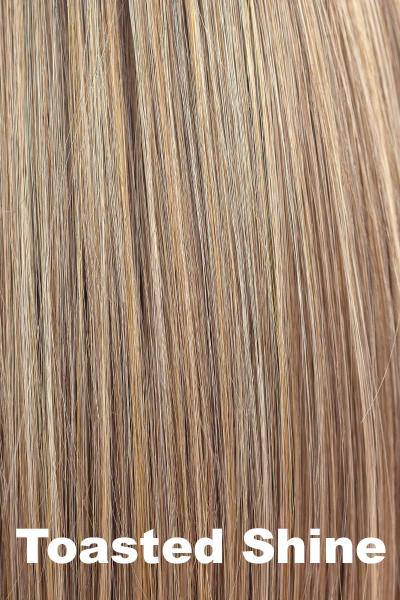 Orchid Wigs - Petite Portia (#5022) wig Orchid Toasted Shine Petite