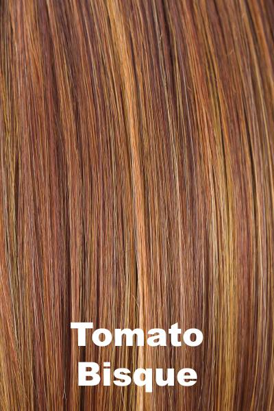 Orchid Wigs - Valentina (#5027) wig Orchid Tomato Bisque Average