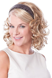 Toni Brattin Extensions - Toni Headband Fall Curls 1