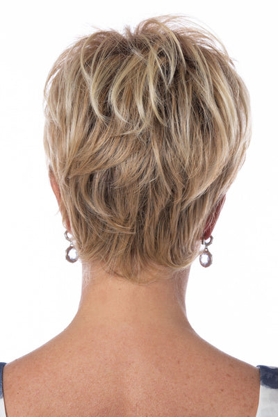 Toni Brattin Jazzy Medium Blonde - back