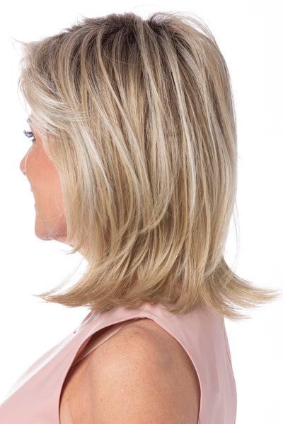 Toni Brattin Luminous Light Blonde  - side