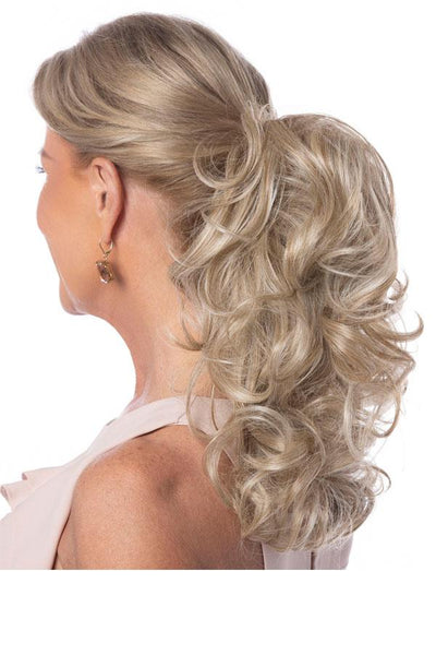 Toni Brattin Pony Double Play Light Blonde - back