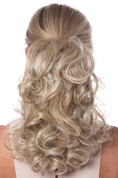 Toni Brattin Pony Double Play Light Blonde - back 2