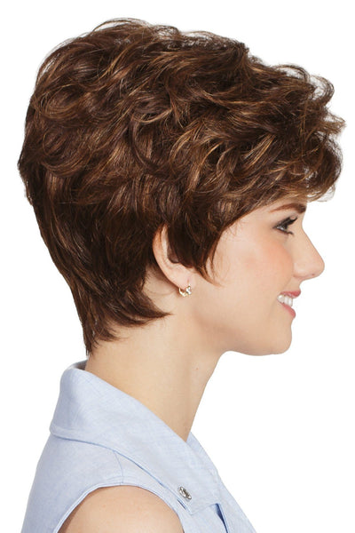 Tony of Beverly Wigs - Braxton side 1