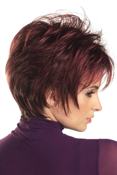 Tony of Beverly Wigs - Fiona side 1
