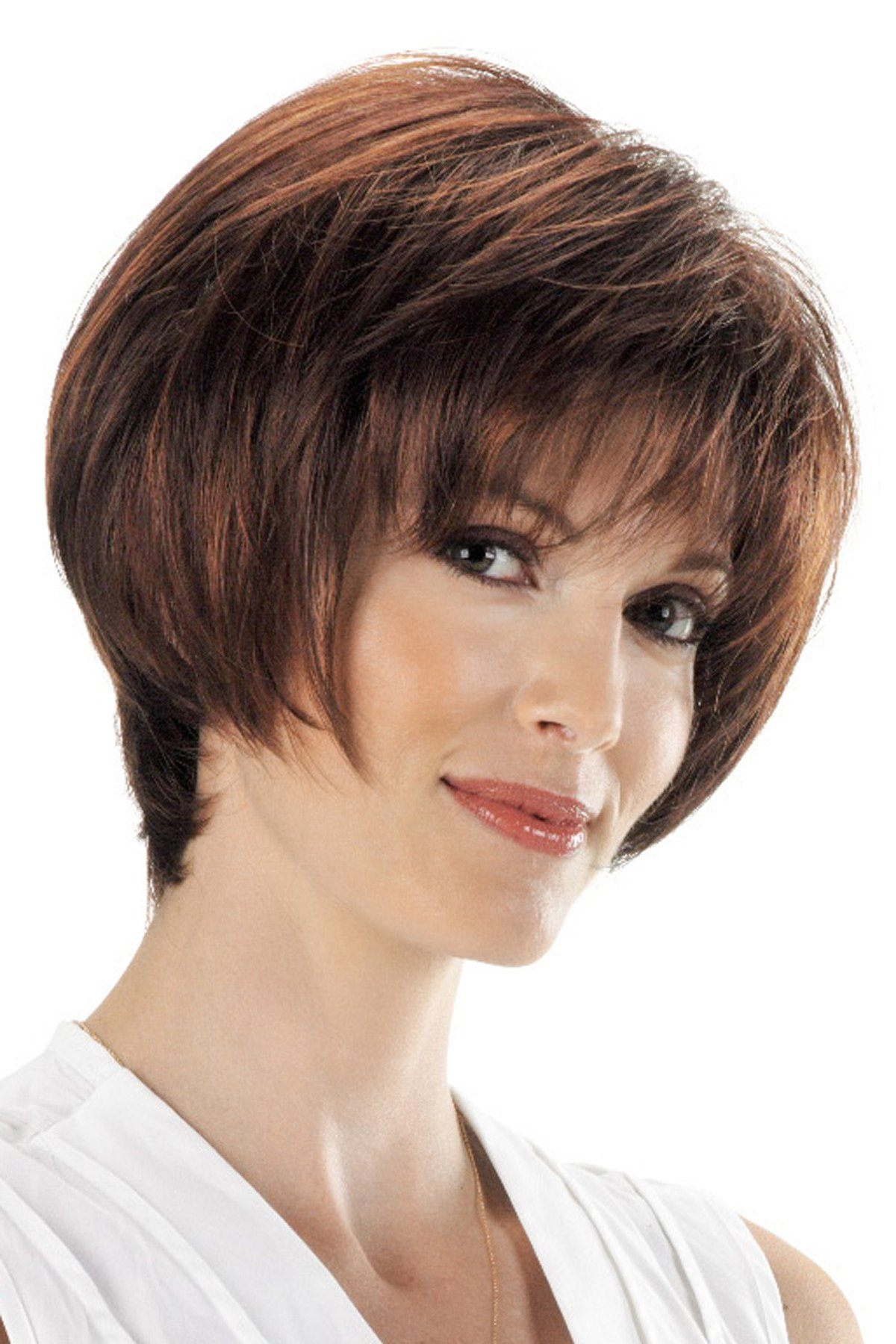 Tony of Beverly Wigs - Harlow front 1