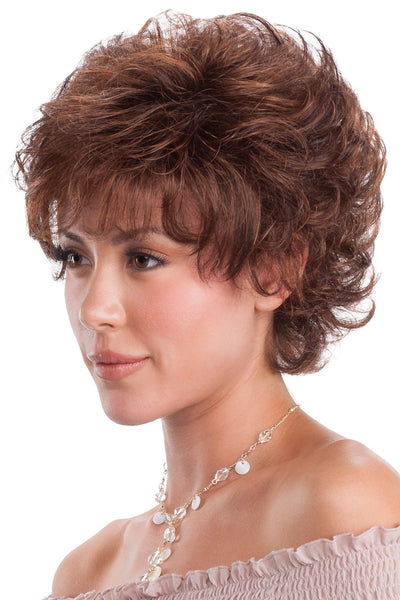 Tony of Beverly Wigs - Jewel side 1
