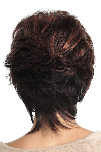 Tony of Beverly Wigs - Tawny back 2