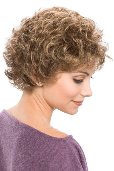 Tony of Beverly Wigs - Ultra Petite Peg side 1