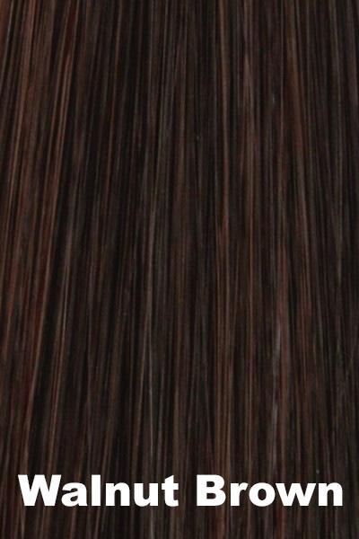 TressAllure Wigs - Clarissa (M1503) wig TressAllure Walnut Brown Average