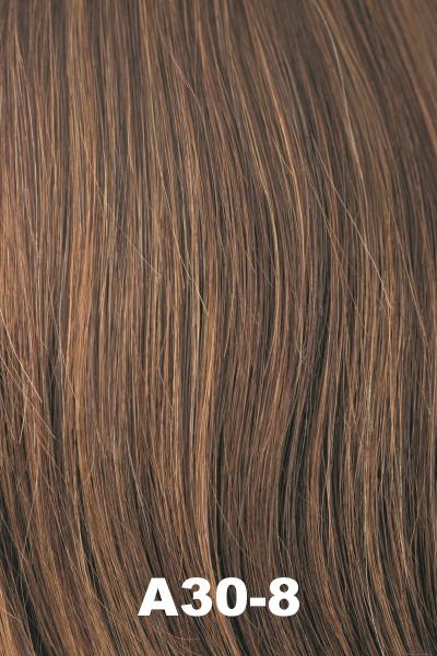 Amore Wigs - Charlotte Wavy Human Hair #8203 wig Amore