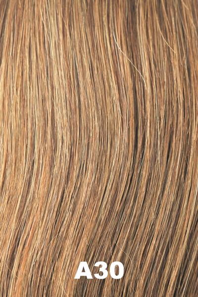 Amore Wigs - Charlotte Wavy Human Hair #8203 wig Amore A30 Average