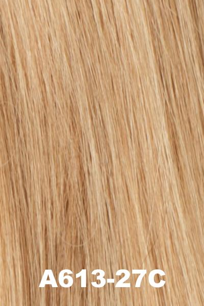 Amore Wigs - Charlotte Wavy Human Hair #8203 wig Amore A613/27C Average