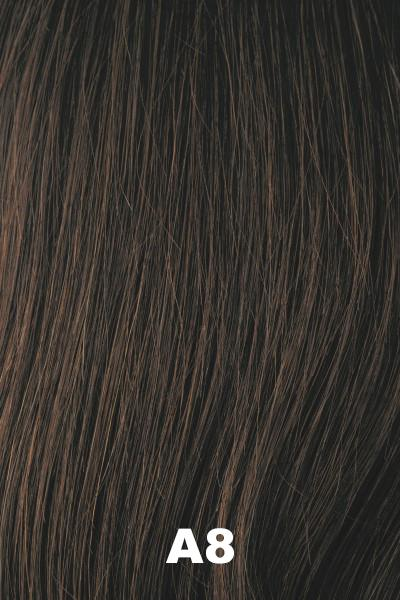 Amore Wigs - Charlotte Wavy Human Hair #8203 wig Amore A8 Average