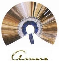 Wigs Color Ring: Amore Human Hair Melange