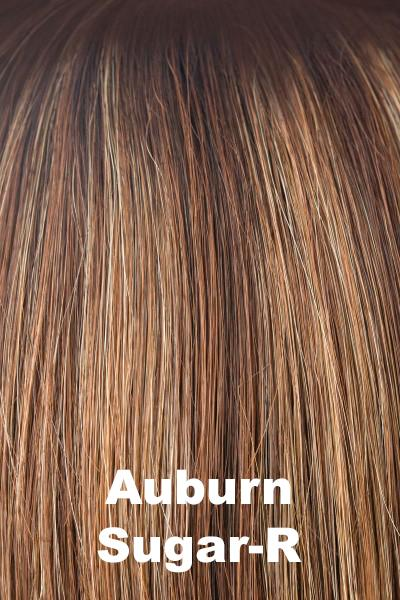 The Alexander Couture Collection Wigs - Safi (#1019) wig Alexander Couture Collection Auburn Sugar-R + $13.60 Average