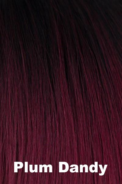 Orchid Wigs - Diva (#4104) wig Orchid Plum Dandy Average