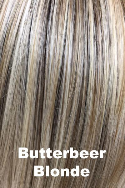 "Belle Tress Wigs - Lace Front Mono Top Straight 14"" (#7005) Enhancer Belle Tress Butterbeer Blonde"