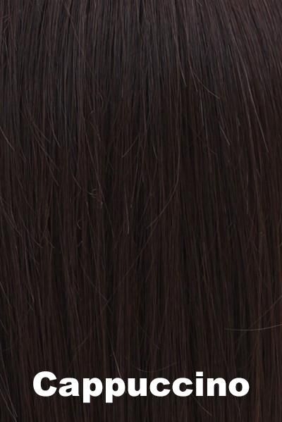 Belle Tress Wigs - Jackie Mono (#6010) wig Belle Tress Cappuccino Average