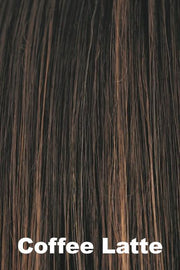 The Alexander Couture Collection Wigs - Angie (#1018) wig Alexander Couture Collection Coffee Latte Average