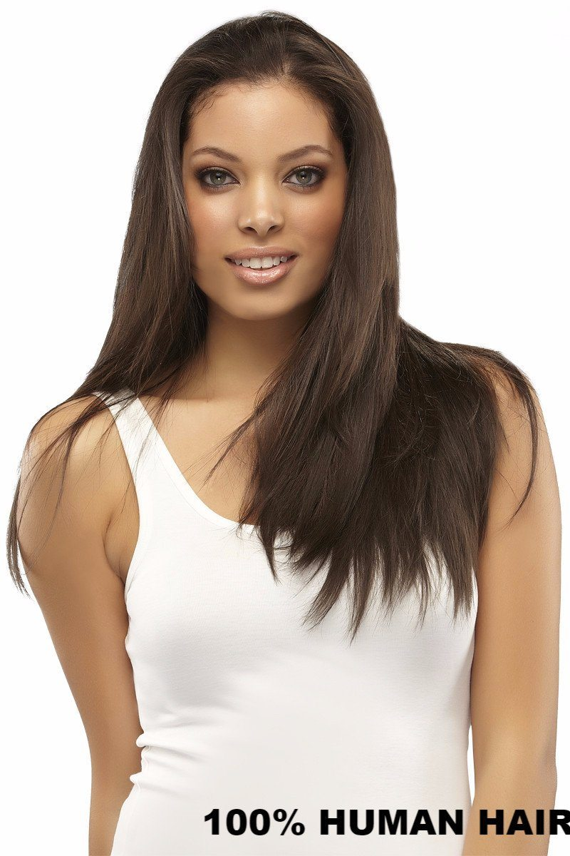 EasiXtend Clip-in Extensions : Elite 16 HH Set (#322) Front 1