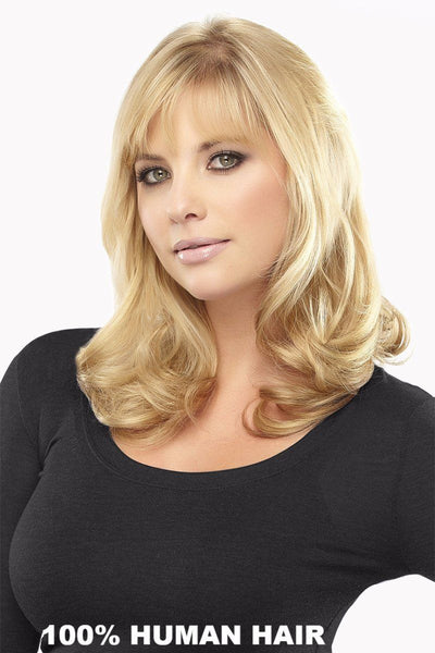 EasiXtend Clip-in Extensions : Professional 12 HH (#316) Front