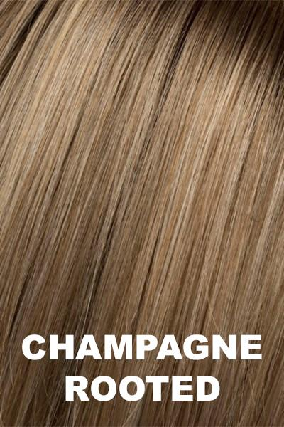 Ellen Wille Wigs - Pixie wig Ellen Wille Champagne Rooted Petite-Average