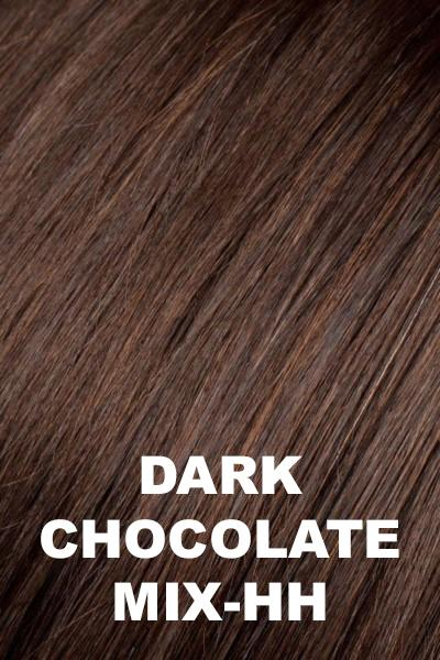 Ellen Wille Wigs - Zora - Remy Human Hair wig Ellen Wille Dark Chocolate Mix Average