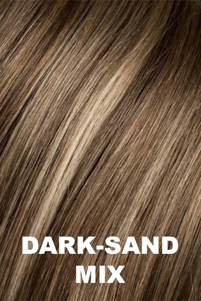 Ellen Wille Wigs - Icone wig Ellen Wille Hair Society Dark Sand Mix Petite Average
